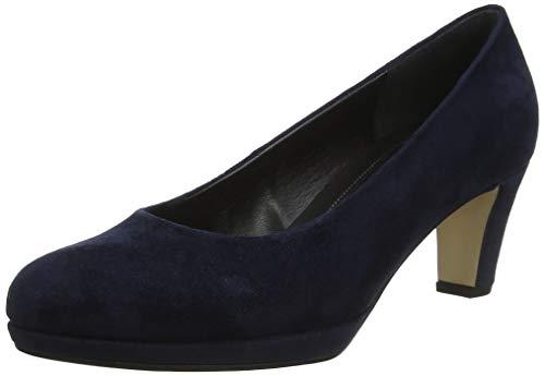 Gabor Shoes Damen Fashion Pumps, Blau (River 46), 41 EU