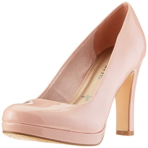 Tamaris Damen 1-1-22426-22 Pumps, Pink (Rose Patent 575), 38 EU